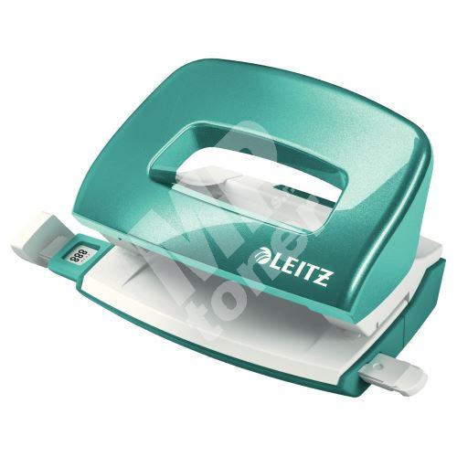 Miniděrovač Leitz NeXXt 5060, 10 listů, ledově modrý 1