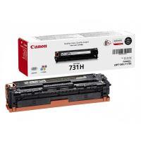 Toner Canon CRG-731HBK, LBP-7100Cn, 7110Cw, high capacity, black, CRG731HBK, originál