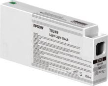 Inkoustová cartridge Epson C13T824900, SureColor SC-P 6000, light light black, originál