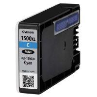 Cartridge Canon PGI-1500XL, cyan, 9193B001, originál 2