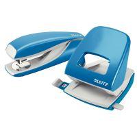 Stolní děrovač Leitz NeXXt 5008, 30 listů, světle modrý 5