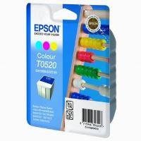 Inkoustová cartridge Epson C13T052040, Stylus Color 440, 480, 580, 640, color, originál