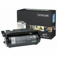 Renovace toneru Lexmark T632, 12A7469 return