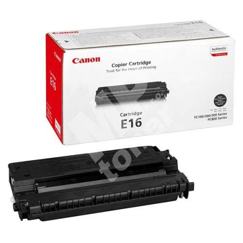 Toner Canon 1492A003, black, originál 1