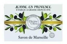 Jeanne en Provence Luxusní mýdlo - Oliva, 200g