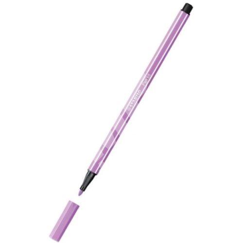 Fix, 1 mm, STABILO Pen 68, pastelová purpurová 1