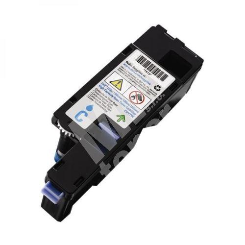 Toner Dell 1250, 1350, 593-11021, 593-11141, cyan, HC, MP print 1