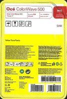 Toner Océ 1070038731, CW 500, yellow, 9787B001, originál