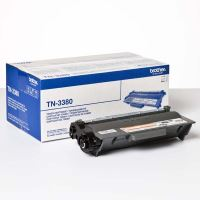 Toner Brother TN-3380, HL-5440D, HL-5450DN, HL-5470DW, HL-6180, black, TN3380, originál