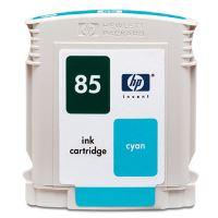 Inkoustová cartridge HP C9425A modrá, No. 85 originál