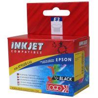 Kompatibilní cartridge Epson T040140 černá, TB, LOGO