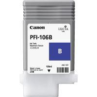 Inkoustová cartridge Canon PFI-106BL, iPF-6300, blue, originál