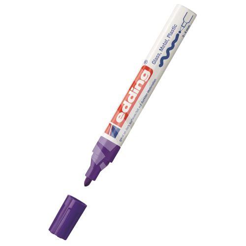 Popisovač Edding 750 fialový 1