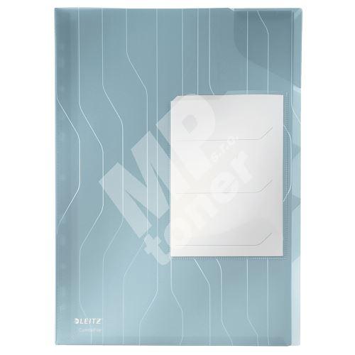 Závěsné třídicí desky Leitz CombiFiles, modré, balení 3 ks 1