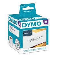 Adresové štítky Dymo 89x28 mm, 2 ks S0722370 (99010)