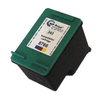 Kompatibilní cartridge HP C8766EE color, No. 343, TB, MP print
