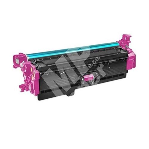Toner HP CF363X, magenta, MP print 1