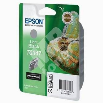 Cartridge Epson C13T034740, originál 1