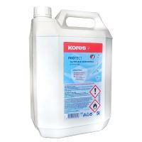 Dezinfekce na ruce Kores 5 litrů Aloe Vera
