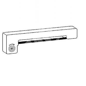 Páska do pokladny Epson ERC 09, M-160, 163, 164, 180, 185, 190, 191, černá, Fullmark