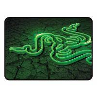 Podložka pod myš Razer, Goliathus Control Fissure Medium, zelená, 25,4x35,5 cm, 3 mm