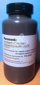 Developer Panasonic FQ-ZK20, black, originál 1