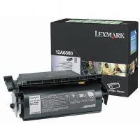 Toner Lexmark T620, X620e, T622, černá, 12A6860, return, originál
