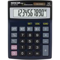 Kalkulačka Sencor SEC 393/10E DUAL (EURO)