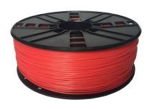 Tisková struna Gembird (filament) flexibilní, 1,75mm, 1kg, červená