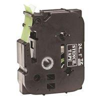 Páska do štítkovače Brother STE-151, 24mm, originál