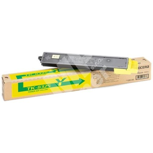 Toner Kyocera TK-8325Y, yellow, originál 1