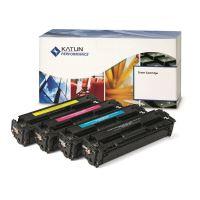 Kompatibilní toner Canon CEXV49, cyan, 8525B002, Katun