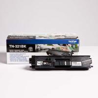 Toner Brother TN-321BK, HL-L8350CDW, HL-L9200CDWT, black, TN321BK, originál