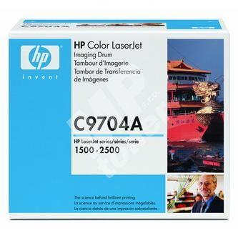 Válec HP C9704A, Color LaserJet 1500, 2500, drum kit, originál