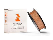 Tisková struna 3DW (filament) ABS, 1,75mm, 1kg, bronzová