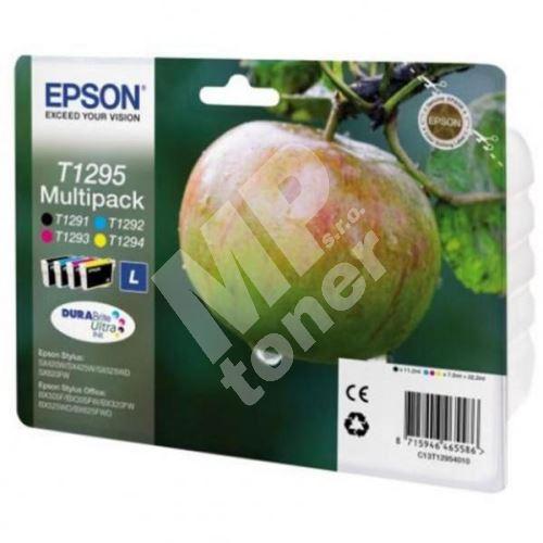Cartridge Epson C13T12954012, CMYK, originál 1