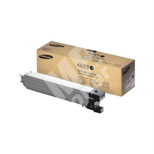 Toner Samsung CLT-K659S/ELS, black, SU227A, originál 1