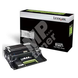 Toner Lexmark 51F0HA0, black, originál 1