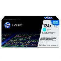 Toner HP Q6001A, Color LaserJet 2600N, 1015, cyan, 124A, originál