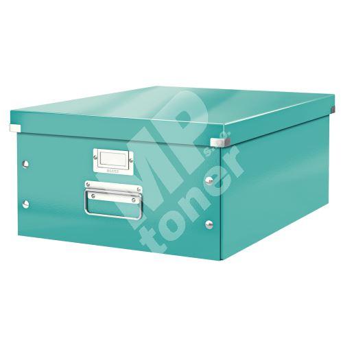 Archivační krabice Leitz Click-N-Store L (A3), ledově modrá 1