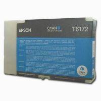 Inkoustová cartridge Epson C13T617200, B500, B500DN, B300, modrá, HC, originál