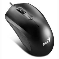 Myš Genius DX-170, optická, drátová USB, černá