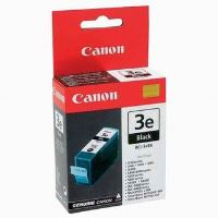 Inkoustová cartridge Canon BCI-3eBK, černá, originál