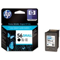 Inkoustová cartridge HP C6656GE, DeskJet 450, 5652, 5150, psc-7150, 4,5ml, černá, originál