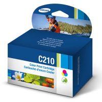 Inkoustová cartridge Samsung INK-C210, CJX-1000, CJX-1050W, CJX-2000FW, barevná, originál