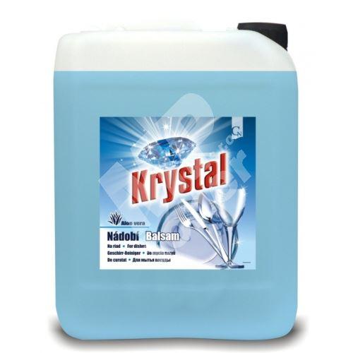Krystal - balzám na nádobí s obsahem Aloe Vera, 5 litrů 1