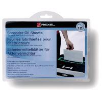 Olejová obálka pro skartovací stroje Rexel
