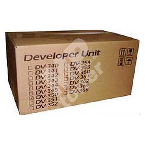 Developer Kyocera DV-350, 302LW93010, originál 1