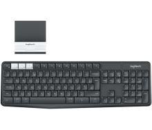 Klávesnice Logitech Wireless Keyboard K375s CZ