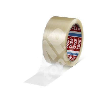 Balící samolepící páska 4280, průhledná, 48 mm x 50 m, univerzální, Tesa (36ks) 1